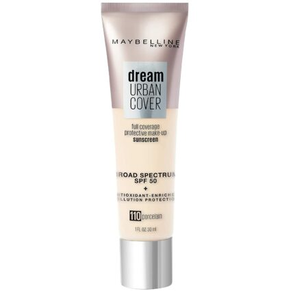 Maybelline New York Dream Urban Cover Review