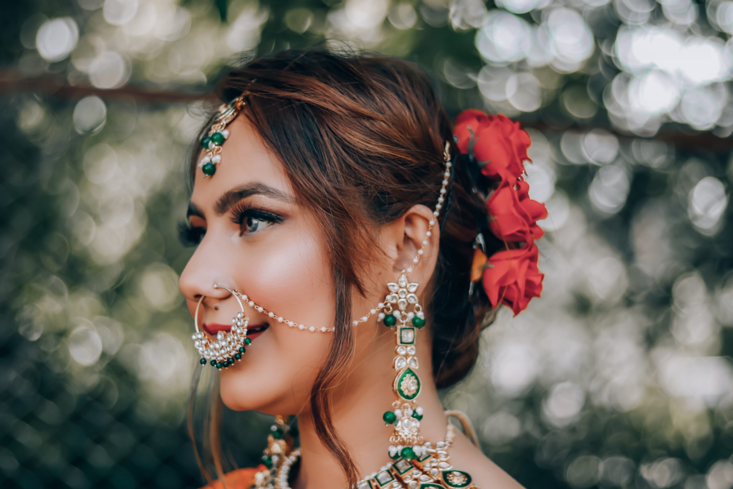 Simple Bridal Makeup Looks For Wedding